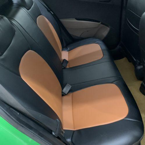 Bọc ghế da ô tô Huyndai i10